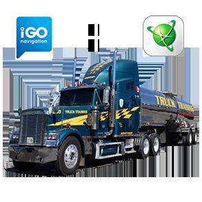 Бесплатная установка IGO Primo и Navitel